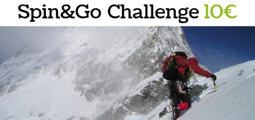 Challenge Spin&Go 10€ -