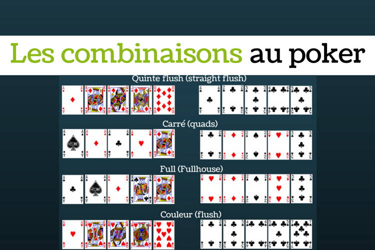 Combinaison Poker