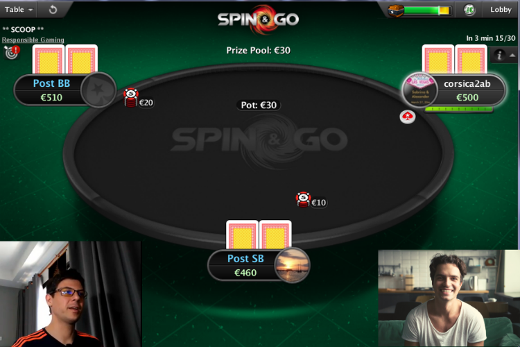 Coaching de poker en ligne