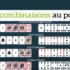 Qu'est ce qu'une combinaison au poker ?