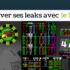 Comment trouver ses leaks avec le HUD ?
